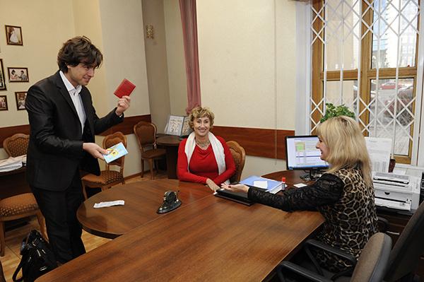 Прохор Шаляпин и его невеста подали заявление в ЗАГС