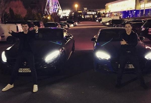 Младший сын Олега Газманова купил шикарную машину за15 млн