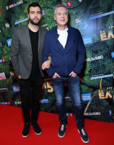 Иван Ургант и Сергей Светлаков