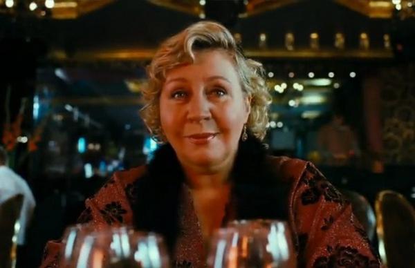Марина Голуб в комедии «Мама дарагая» (2014)