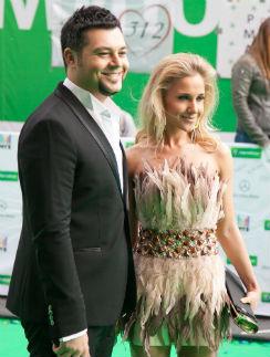Юлия Ковальчук и Алексей Чумаков вместе уже пятый год