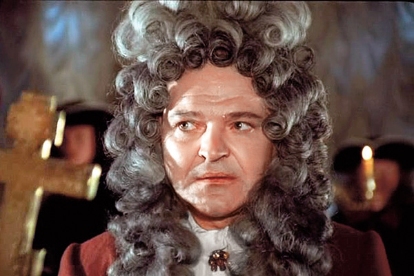 Жарков сыграл в семи частях фильма Дружининой «Тайны дворцовых переворотов»