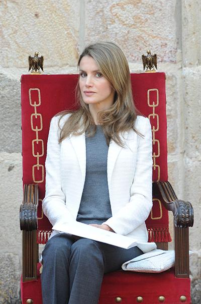 Принцесса Испании Летиция