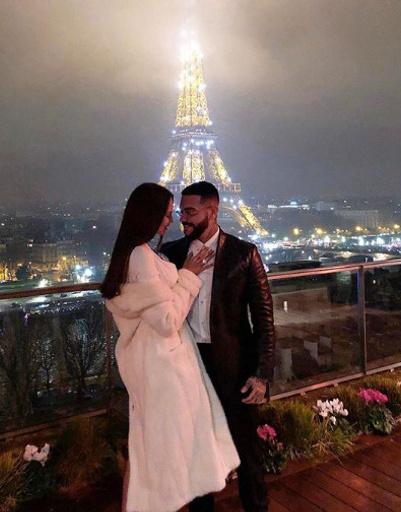Тимати и Анастасия Решетова пока находятся в Париже