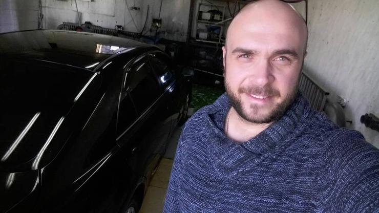 Глеб попал в аварию спустя некоторое время после покупки авто