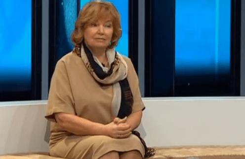 Мать Игоря Сорина Светлана