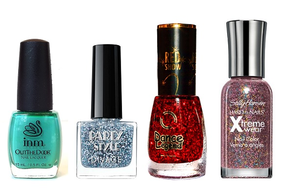 inm Лак для ногтей, DIVAGE Лак для ногтей Party Style, Dance Legend Лак RED SHOW †12, Sally Hansen Лак для ногтей Xtreme wear