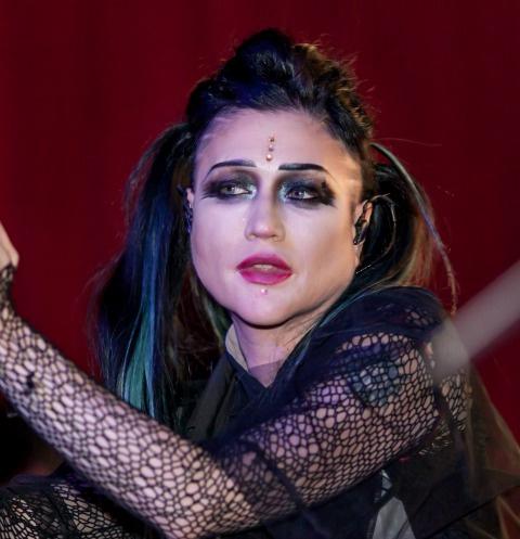 Певица Линда