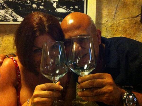 Поездка на Сицилию прошла в романтической обстановке