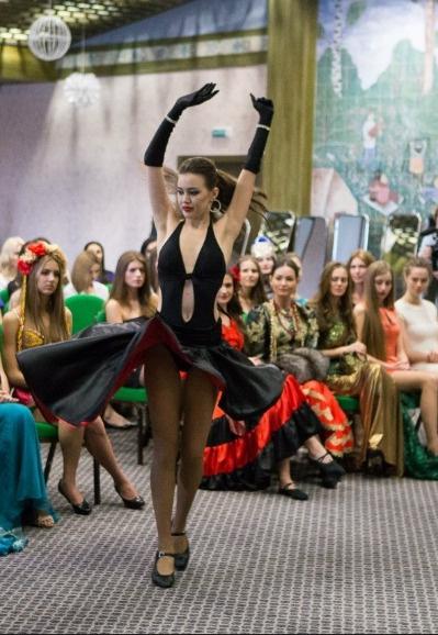 Костенко никогда не страдала от лишнего веса