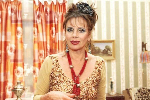 Последние годы Любовь Полищук играла в сериале «Моя прекрасная няня»
