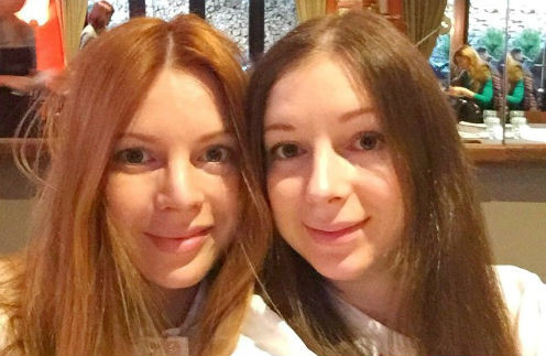 Наталья и Юлиана Подольские