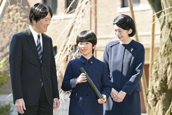 Сын принца Акисино родился в госпитале Айику