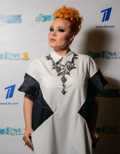 Участница «Голоса» Татьяна Шаманина