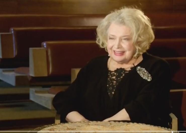Актриса скоро отметит 85-летний юбилей