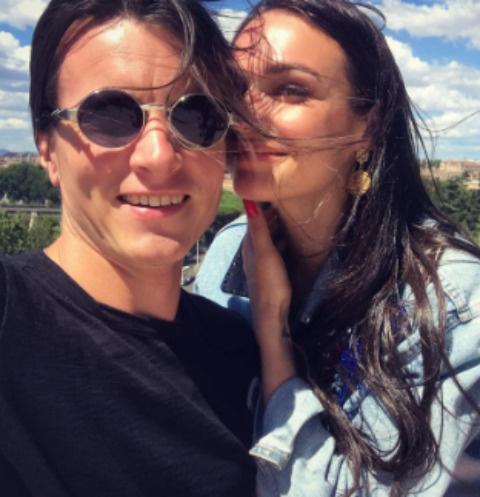 Алена Водонаева и Алексей Косинус