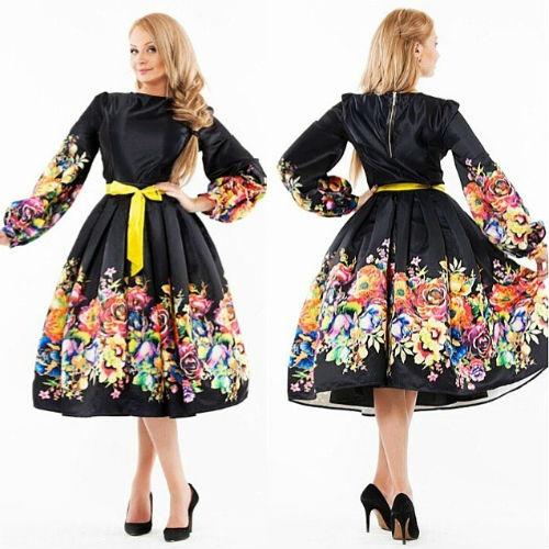 Блузка и юбка, хоть и созданы в одном стиле, но продаются отдельно