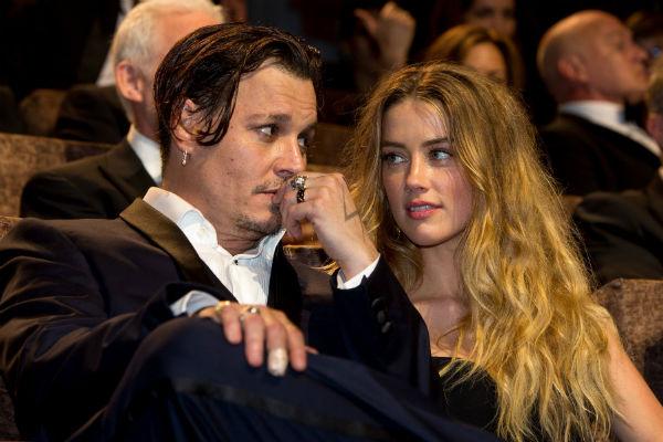 Актеры были женаты чуть меньше двух лет