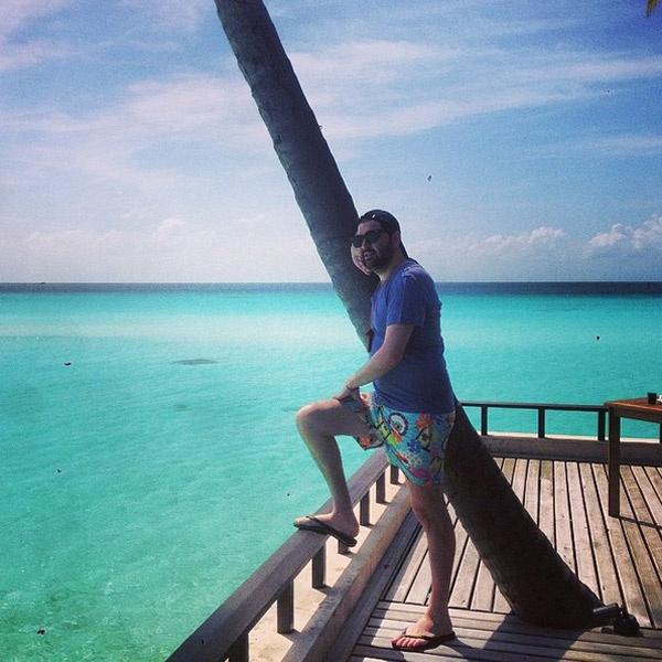 На Мальдивах есть время и позагорать, и помечтать