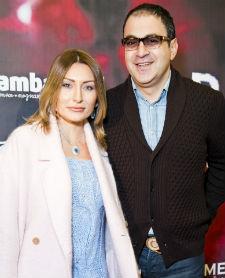 Жанна Левина ( супруга Гарика Мартиросяна, «Новые армяне»)