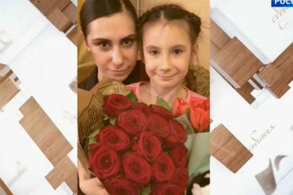 Дочери Ольги - Полина и Маруся