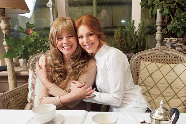 Наталья Подольская называет свекровь мамулечкой и считает ее близкой подругой