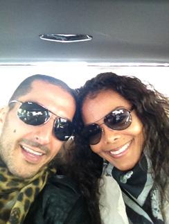 Джанет и Виссам Аль Мана