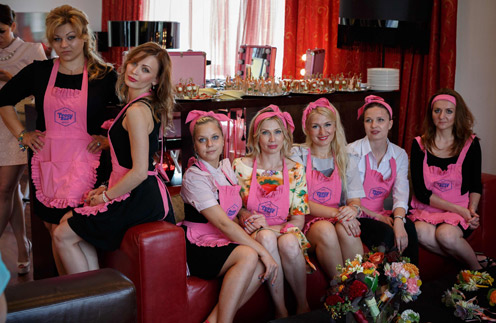 Команда  «Peggy Sue Beauty Catering Service»