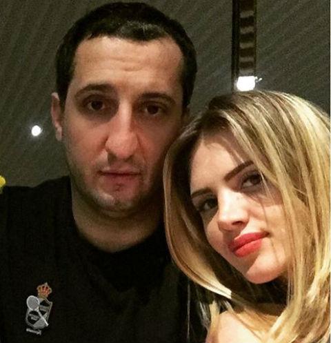 Арарат и Екатерина Кещян