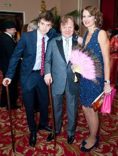 Оксана и Игорь Бутман почти двадцать лет вместе