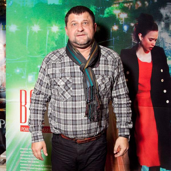 Александр Самойленко не так давно развелся с женой