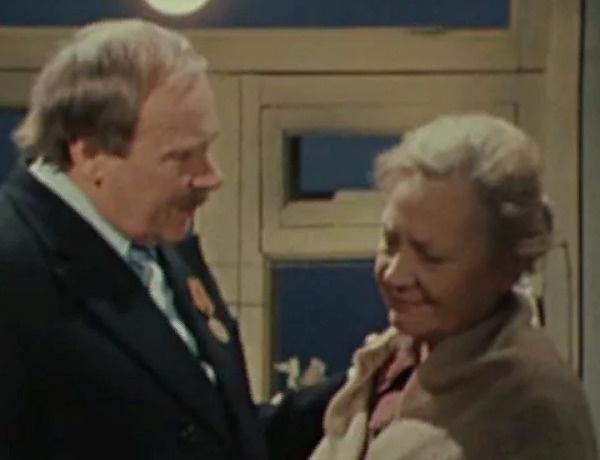 Кожакина в картине «Последнее свидание» (1985 год)