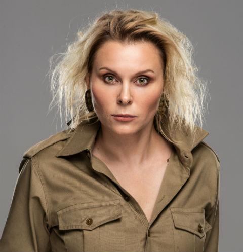Яна Троянова стала ведущей шоу «Последний герой. Актеры против экстрасенсов»