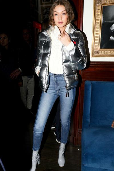 Джиджи Хадид самой популярной моделью мира