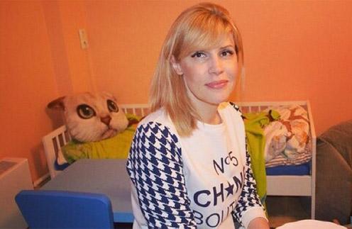 Светлана Михайловна Устиненко