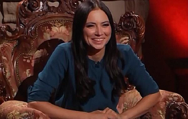 Не всем участникам программы удалось угадать Настасью Самбурскую. Некоторые из них откровенно веселили актрису