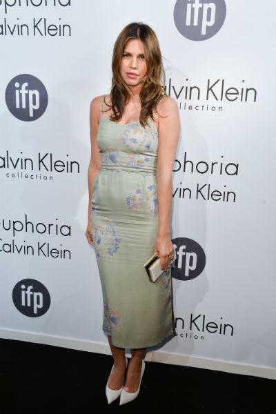 Подруга Абрамовича появилась на вечеринке Calvin Klein в Каннах