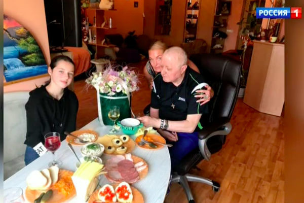 Отец Анастасии Волочковой не говорит больше 10 лет