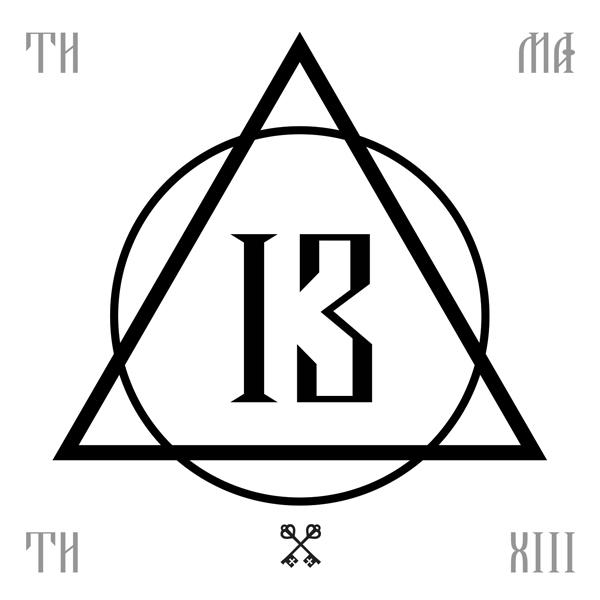 """Обложка альбома Тимати """"13"""""""