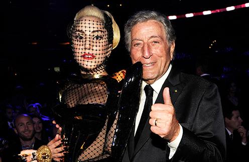 Леди Гага и Тони Бенетт