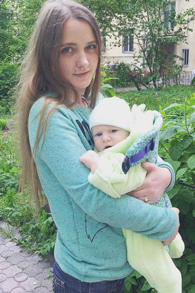Наталья ждет улучшения жилищных условий, чтобы родить детей