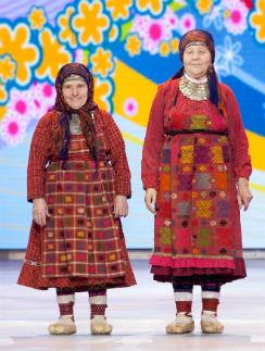 Солистки «Бурановских бабушек»