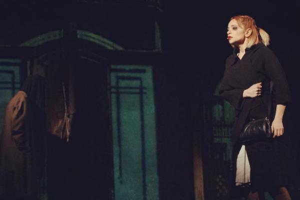 В рок-опере «Преступление и наказание» Теона играет Сонечку Мармеладову
