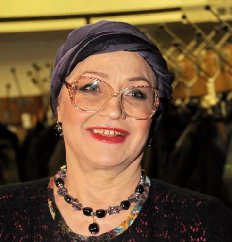 Артистка Нина Русланова была доставлена вбольницу