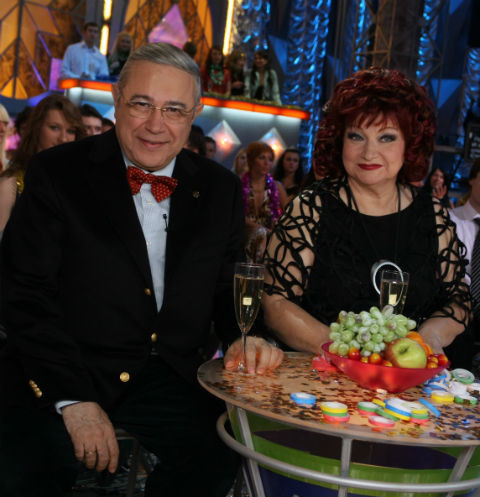 Петросян иСтепаненко официально расторгли брак