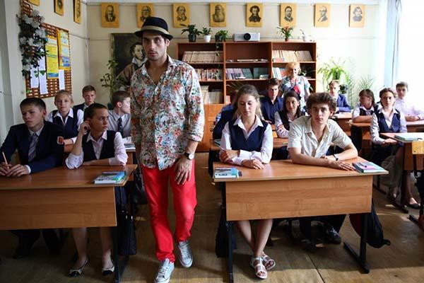 Шоумен в роли учителя. Почему бы и нет?