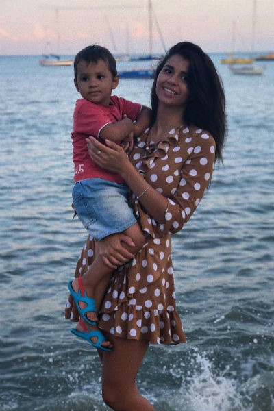 Алиана не запрещает отцу общаться с ребенком