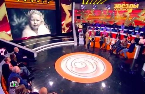 Удивительные - рядом: необычные люди России собрались в одной телестудии