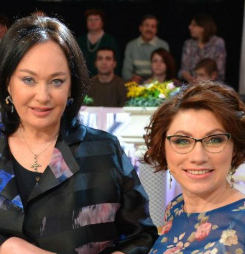 Лариса Гузеева и Роза Сябитова