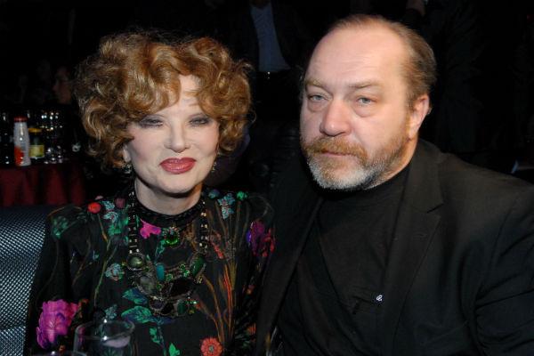 Сергей Сенин стал последним мужем звезды
